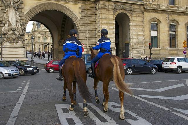 Новые полицейские демонстрации