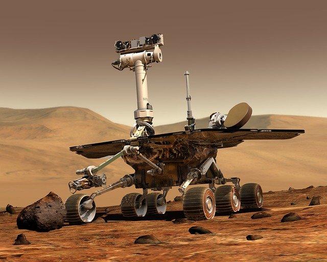Китай запустил марсианский зонд
