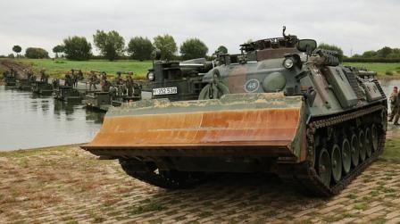 Германия хочет вооружить косовских албанцев