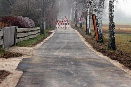 На областных трассах обновляют асфальт
