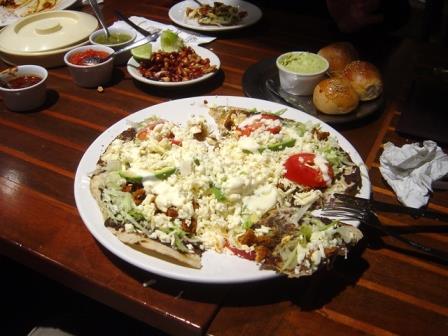 Мексиканская тлаюда