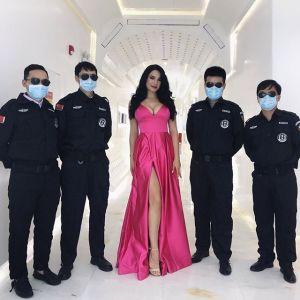 """Джулия Гама победила на конкурсе «Мисс Бразилия-2020» и будет представлять страну на конкурсе «Мисс Вселенная»."""""""