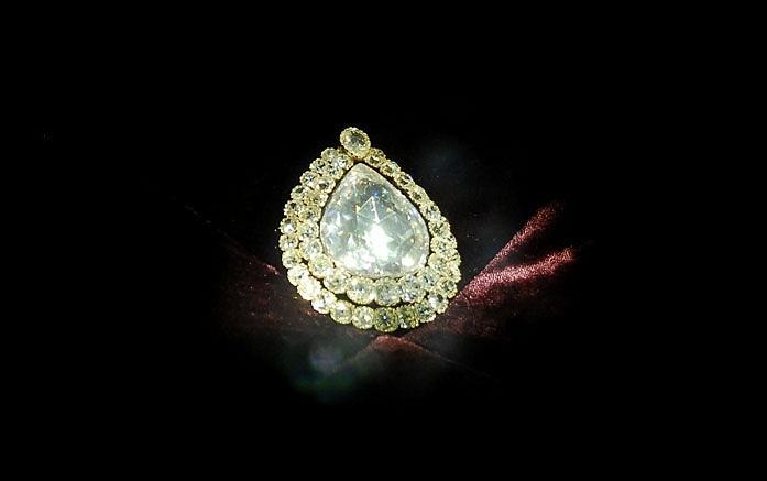 Легенды об алмазе