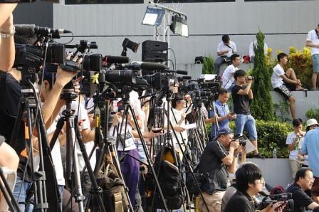 В этом году в США произошло более 600 нападений на представителей СМИ