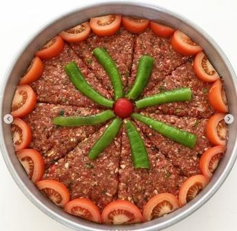 Очень вкусное турецкое блюдо и очень лёгкое в приготовлении.