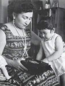 Че с первой женой Ильдой