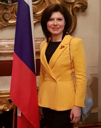 Екатерина Корнилкова