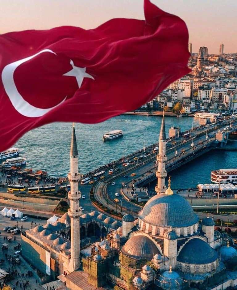 Иностранцы в Турции