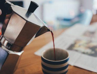 Неаполитанский кофе