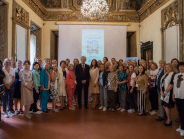 XIV конференция Координационного совета ассоциаций российских соотечественников Италии (КСАРСИ).