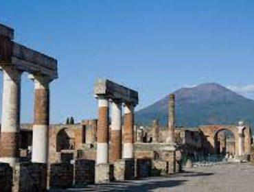 Кража артефакта в Помпеях!!!